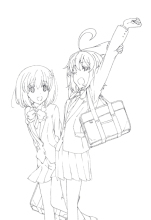TVアニメ「帰宅部活動記録」、7月スタート! 青春を棒に振る女子高生たちを描いた「ゆるくない系」日常ギャグ作品