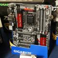 GIGABYTE、新製品発表会を実施! 未発売マザー18製品を展示