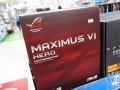 ASUSのゲーマー向けブランド「R.O.G.」からHaswell対応マザーが初登場! 「MAXIMUS VI HERO」発売