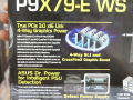LGA2011版Xeon対応のX79搭載/SSI-CEBマザー! ASUS「P9X79-E WS」発売