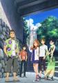 「劇場版あの花」、埼玉西武ライオンズとのコラボが決定! 8月17日は「超平和ライオンズデー」として声優陣が登場