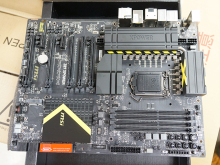 MSIのZ87搭載XL-ATXマザー「Z87 XPOWER」が発売! 最上位モデル、4-Way SLIにも対応