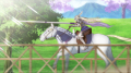 TVアニメ「ワルキューレ ロマンツェ」、PV第1弾を公開! 迫力の馬上槍試合「ジョスト」競技シーンなど