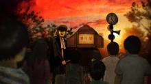テレビ東京、新感覚の大人向け恐怖アニメを7月から放送! デジタル紙芝居「闇芝居」