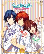 TVアニメ「うたの☆プリンスさまっ♪ 」、第2期のBD/DVD第1巻が絶好のスタート! 初週のみで自己最高大幅更新の5.4万枚を記録