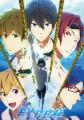 TVアニメ「Free!」、アニメイト池袋本店で無料上映会を開催! 200インチ大型スクリーンで第4話までを上映