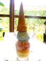 「てーきゅうカフェ2期」、秋葉原で7月19日から! かなえが落としたアイス、ガット味ティラミス、ユカタンのタコスなど