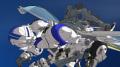 コードギアス 亡国のアキト、第2章「引き裂かれし翼竜」の予告編を公開! アキトとシンがついに