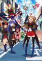 オリジナルアニメ「ロボットガールズZ」、2014年1月スタート! 往年の名作「マジンガーZ」を萌えキャラで擬人化