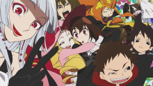 「京騒戯画」が2013秋にTVアニメ化! バンプレストと東映アニメによるオリジナル作品、全10話を放送