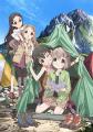 女子登山アニメ「ヤマノススメ」、飯能市内でのラッピングバス運行が決定! 8月3日の花火大会にはブース出展