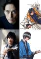 実写映画版「るろうに剣心」、四乃森蒼紫と瀬田宗次郎のキャストが明らかに! 明神弥彦や駒形由美も