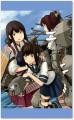 軍艦擬人化ゲーム「艦これ」、タペストリーと抱き枕カバーを8月13日に発売! 「島風」「雪風」のダメージイラストなどを使用
