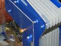 INWIN「H-Frame」専用のクリアサイドパネルがX-ZONE MODから発売に! 追加レーザー彫刻も可能