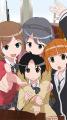 秋アニメ「てさぐれ!部活もの」、詳細とキービジュアルを発表! 日テレのオリジナルCGアニメ
