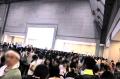 [コミケ84フォトレポートpart1]サークル向けホールを中心とした会場内の様子