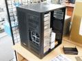 5インチベイ×10段搭載の大型キューブケースがLian-Liから! 「PC-D600W」発売