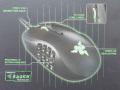 Razer「Naga 2014」発売! 左側面に12個のボタンを備えたMMO向けゲーミングマウスの最新モデル