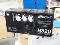 約400mmの大型ラジエーター採用の簡易水冷キット!  Swiftech「H320」発売