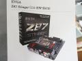 EVGAからZ87搭載のゲーマー向けMini-ITXマザー「Z87 Stinger」が近日登場! X79搭載モデル「X79 Dark」も