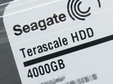 Seagateのエンタープライズ向けHDD「Terascale HDD」が登場! 低回転/低消費電力モデル