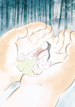 高畑勲14年ぶりの新作! ジブリ映画「かぐや姫の物語」、公開日が11月23日に決定