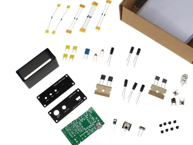 USBサウンドアダプタの自作キット「DIY USBオーディオキット」が上海問屋から!