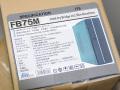 B75搭載の低価格スリム型ベアボーン! ファスト「FB75M」登場