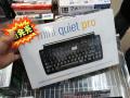 静音キーボード「Matias mini Quiet Pro Keyboard US」がダイヤテックから発売に! メカニカルキー採用/英語配列モデル