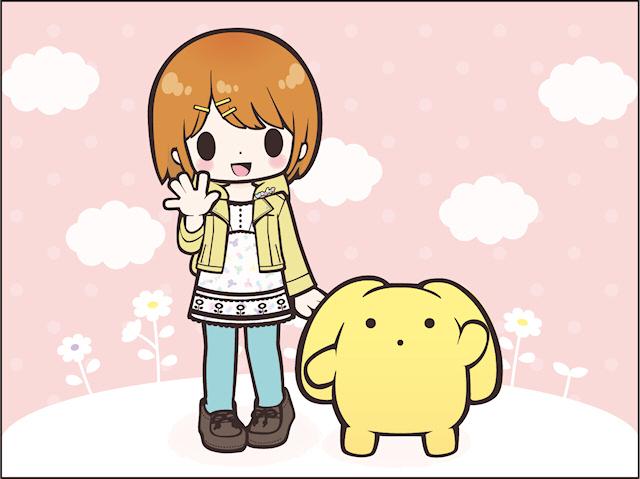 TVアニメ「うーさーのその日暮らし」、第2期シリーズが2014年1月にスタート! 第1期の一挙放送も決定