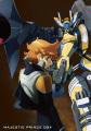 「銀河機攻隊 マジェスティックプリンス」、チームラビッツ5人のキャラソンCD発売が決定!石川智晶の新曲入りコンピアルバムも