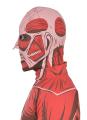進撃の巨人、「超大型巨人」のコスチュームセットがコスパから! マスク+上着+パンツ