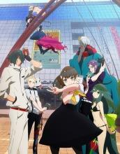 TVアニメ「ガッチャマン クラウズ」、パッケージはBD-BOX/DVD-BOXでのリリースに! 初回分には「NOTE」が付属