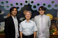 マクロスの河森正治とJAXAの川口淳一郎が対談! 「超時空対談スペシャル」、9月11日に配信