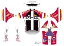 自転車女子マンガ「ろんぐらいだぁす!」のサイクルウェアがKASOKUから! 9月13日に予約受付開始