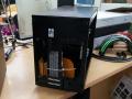 5インチベイ5段構成のNAS向けMini-ITXケース! Lian-Li「PC-Q35」発売