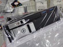 USB3.0ポート付き2.5/3.5インチHDD&SSD対応リムーバブルエンクロージャーが上海問屋から!