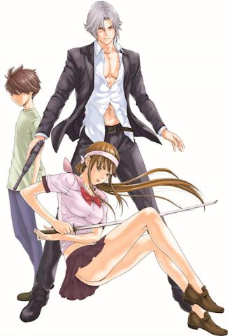 TVアニメ「殺し屋さん」、10月10日にテレ玉でスタート! 原作者:「私の地域ではテレ玉が映りません」