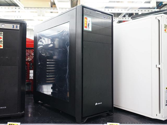 冷却性重視のE-ATX対応タワー型PCケース! CORSAIR「Obsidian 750D ...