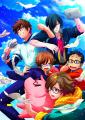 TVアニメ「メガネブ!」、5人中4人がハーフの「生徒会」メンバーを公開! ナンジャタウンやメガネスーツカフェとのコラボ企画も