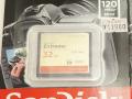 800倍速のSanDisk製CFカード「Extreme」が販売中! リード最大120MB/s