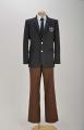 「Free!」、岩鳶高校の男子制服が商品化! 左胸の校章ワッペンは総刺繍で再現