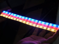 18個ものLEDを搭載したUSBバスパワータイプのLEDテープライトが登場!