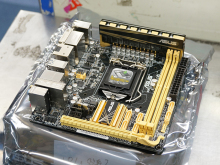 多フェーズ電源回路を搭載したASUS製Mini-ITXマザー「Z87I-PRO」が10月4日発売に!