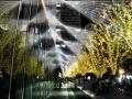 秋葉原UDXクリスマスイルミネーション、2013年は11月7日から! 1F広場の水盤前などエリア拡大でパワーアップ