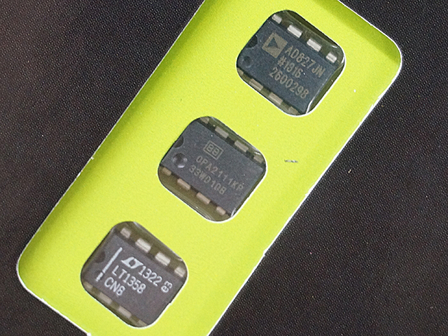 GIGABYTEからG1-Killerシリーズ向けの交換用オペアンプ「GP-OP AMP」が発売に!