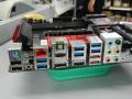 MSIからMicroATXサイズのZ87搭載ゲーミングマザーが初登場! 「Z87M GAMING」発売