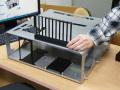 420mmサイズラジエーターが搭載可能なイタリア製高級ベンチ台! DIMASTECH「Bench/Test EasyXL Metallic Grey」発売