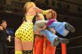 女子プロレスアニメ「世界でいちばん強くなりたい!」、第7話の場面写真を公開! 現役レスラー・世IV虎の初アフレコ後コメントも