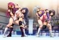 女子プロレスアニメ「世界でいちばん強くなりたい!」、第1話/第2話リテイク版の配信がスタート! 期間限定